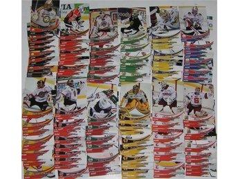 2009-10 serie2 grundkortsserie komplett - Umeå - 2009-10 serie2 grundkortsserie komplett - Umeå