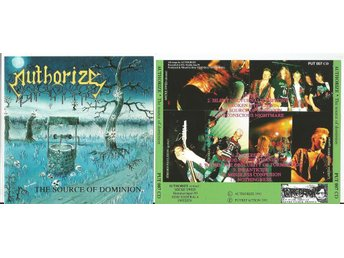 AUTHORIZE The Source Of Dominion (CD 1991)