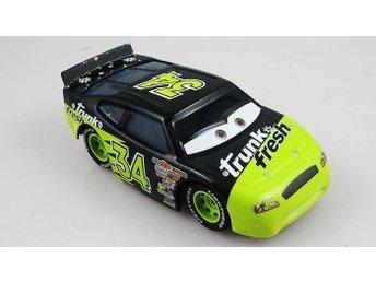 Disney Pixar Cars / Bilar / Mcqueen - Disney - Trunk Fresh 34 Metall NY - Uddevalla - Disney Pixar Cars / Bilar / Mcqueen - Disney - Trunk Fresh 34 Metall NY - Uddevalla