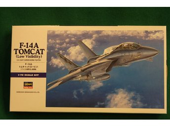 Hasegawa 1/72 F-14A Tomcat (Low Visibility) - Lund - Hasegawa 1/72 F-14A Tomcat (Low Visibility) - Lund