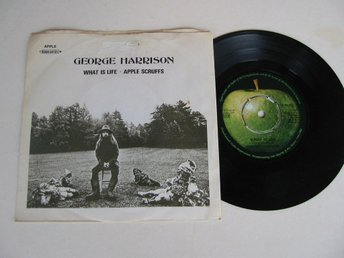 GEORGE HARRISON WHAT IS LIFE