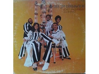 The 5th Dimension title*  Love's Lines, Angles And Rhymes* Jazz, Pop, Rock US LP