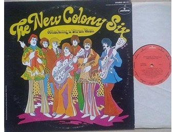 The New Colony Six titel*  Attacking A Straw Man*Psych Rock