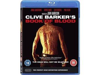 Book of Blood.. Clive Barker.. Ny/Inplastad.. - Katrineholm - Book of Blood.. Clive Barker.. Ny/Inplastad.. - Katrineholm
