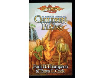 Dragonlance - The barbarians vol 1 - Children of the plains