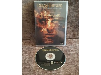 Dreamtheater - Metropolis 2000: Scenes from New York - DVD