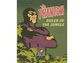 FANTOMEN Frimärken - Lee Falk's The Phantom - Ruler Of The Jungle