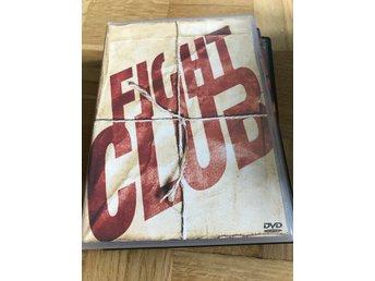Fight club DVD - Göteborg - Fight club DVD - Göteborg