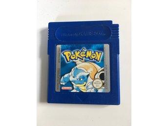 GB pokemon Blå - Vingåker - GB pokemon Blå - Vingåker