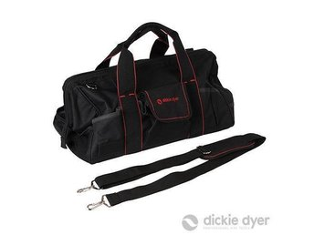 "31 Pocket Toughbag Holdall 19"" 480MM PRO plumbers bag"