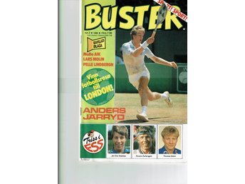 Buster 1986  / Nr: 2