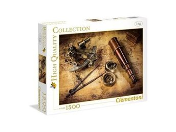 1500 pcs. High Quality Collection COURSE TO THE TREASURE