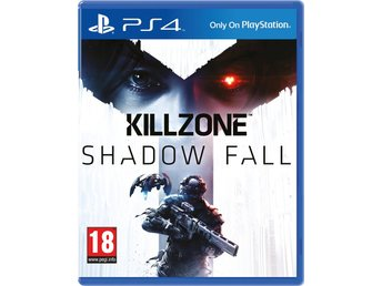 Killzone Shadow Fall - Mycket Sällsynt - Till PlayStation 4 (PS4!)!! REA