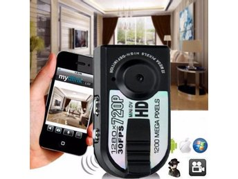Mini Camera Q5 720P DV Camera Digital...