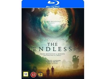 The Endless, Blu-ray, Inplastad, NY!