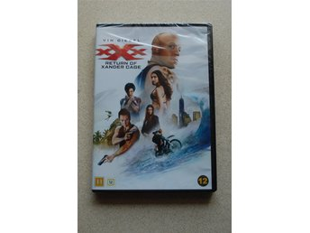 xXx - Return of Xander Cage [Vin Diesel]