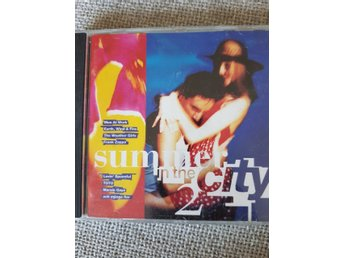 Summer in in the ciry 2  CD