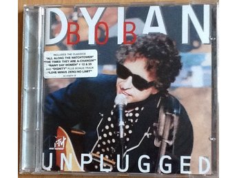 CD BOB DYLAN  MTV Unplugged