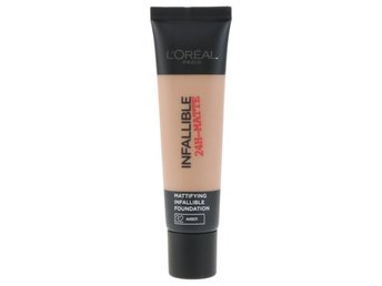 Loreal Paris  Infallible 24 H Matte  Foundation, Amber 32