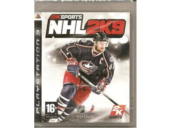NHL 2K9   ( INPLASTAT PS3 SPEL )