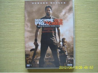 DVD - Machine gun preacher