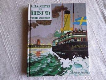 Sällsamheter vid Öresund,Tommie Andersson,1994 - Svedala - Sällsamheter vid Öresund,Tommie Andersson,1994 - Svedala