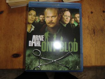 Arne dahl Ont blod.bluray