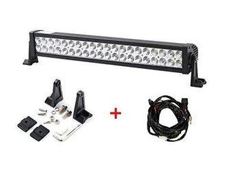 LED ramp 120w 54cm inkl. LEDNINGSSATS värde 250kr - Vetlanda - LED ramp 120w 54cm inkl. LEDNINGSSATS värde 250kr - Vetlanda