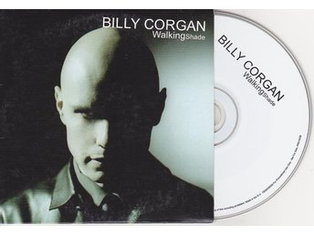 BILLY CORGAN: Walking Shade PROMO CD-S (Smashing Pumpkins)