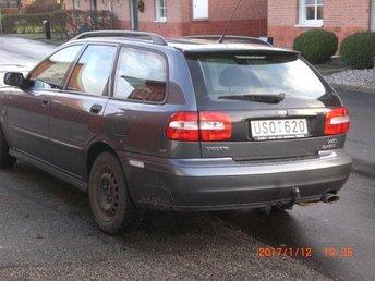 Volvo V40, grå, körd 10300 mil, dragkrok, nybesiktigad, en ägare. - Malmö - Volvo V40, grå, körd 10300 mil, dragkrok, nybesiktigad, en ägare. - Malmö