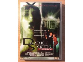 DVD Dark Skies, The Movie UTGÅTT NYSKICK (Eric Close, Megan Ward, JT Walsh)