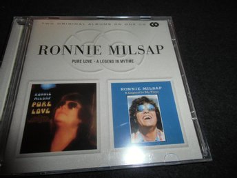 Ronnie Milsap - Pure love/A legend in my time -CD- (1974/75)