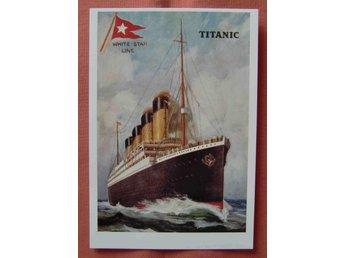 Titanic Mayfair Cards modernt vykort - Stockholm - Titanic Mayfair Cards modernt vykort - Stockholm