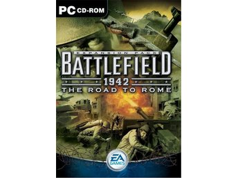 BATTLEFIELD 1942 THE ROAD TO ROME PC SPEL - Jonsred - BATTLEFIELD 1942 THE ROAD TO ROME PC SPEL - Jonsred