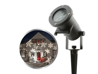 Night Stars Laserlampa Holiday Charms 6 mönster 12 W NIS004 - Am Venray - Night Stars Laserlampa Holiday Charms 6 mönster 12 W NIS004 - Am Venray