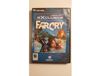 PC DVD-rom - Far cry, begagnad