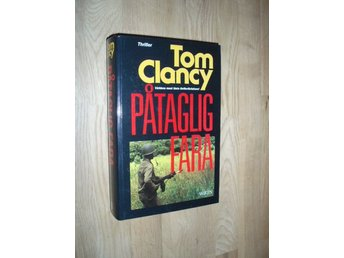 Tom Clancy - Påtaglig Fara