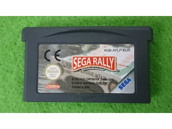 Sega Rally Championship Gameboy Advance Nintendo GBA