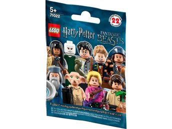 LEGO Minifigures Harry Potter - 10 Pack