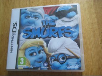 The  Smurfs - nintendo ds