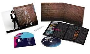 "Michael Jackson ""Off the wall"" CD + BluRay"