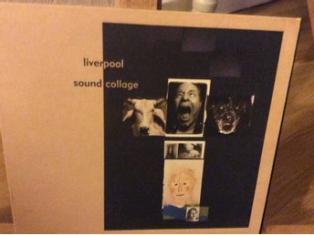 Cd Liverpool sound collage