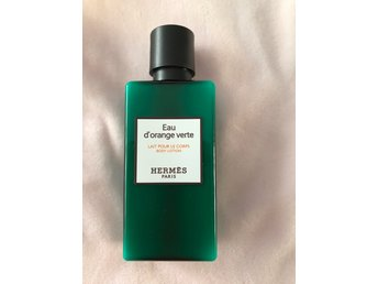 HERMÊS PARIS- Eau d'orange verte- body lotion. (40 ml)
