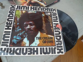 Jimi Hendrix / The Cream of Jimi with Curtis Knight / Beg LP/ILPS 180
