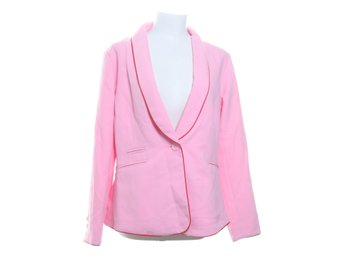 Karen By Simonsen, Kavaj, Strl: 42, Table Blazer, Rosa/Röd