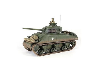 Unimax FOV RC 1/24 scale diecast Sherman tank model - LAST ONE!