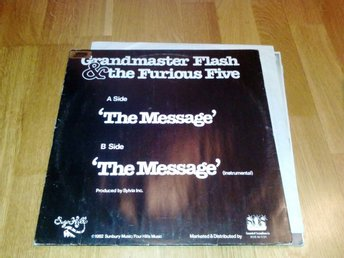 Grandmaster Flash&the Furious Five