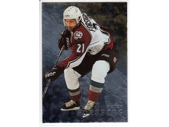 1998-99 Be A Player #35 Peter Forsberg