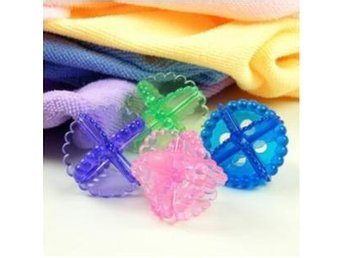 NY!4PCS Washing Laundry Dryer Ball Soften Cleaner bulk use