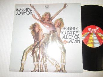 "Lorraine Johnson ""Learning To Dance All Over Again"""